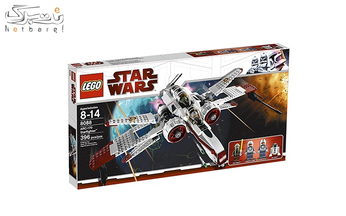 اسباب بازی لگو Lego ARC-170 Starfighter