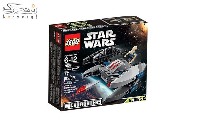 اسباب بازی لگو Lego Vulture Droid