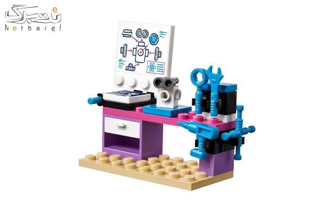 اسباب بازی لگو Olivia's Creative Lab