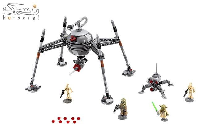اسباب بازی لگو Lego Homing Spider Droid