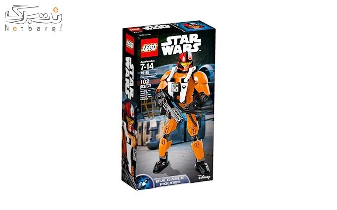 اسباب بازی لگو Lego Poe Dameron