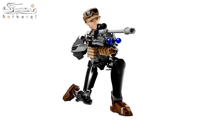 اسباب بازی لگو Lego Sergeant Jyn Erso