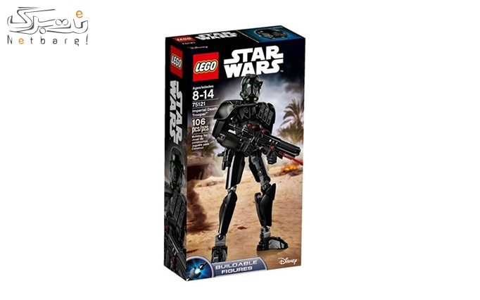 اسباب بازی لگو Lego Imperial Death Trooper