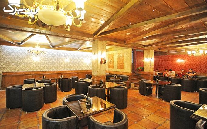رستوران ایتالیایی باربتا با منو باز کافی شاپ