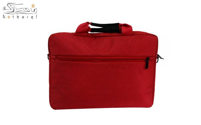 کیف لپ تاپ گلدار