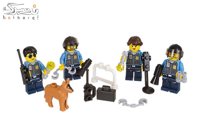 اسباب بازی لگو Lego Accessory Set City Police