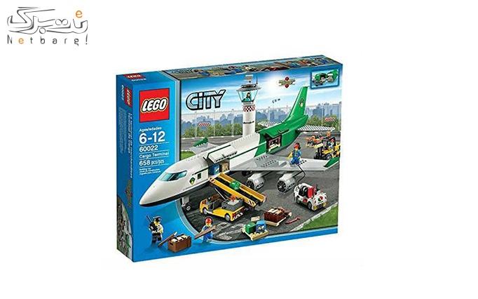 اسباب بازی لگو Lego Cargo Terminal