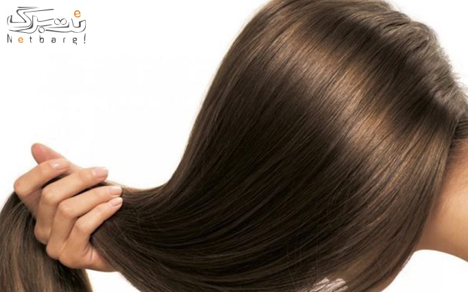 کراتینه گرم مو در آرایشگاه هفت سیما