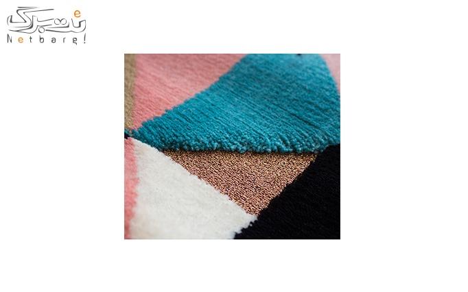 فرش ماشینی پاتریس طرح Ic2000 رنگی