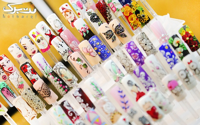 ویژه روز دختر: میکاپ یا شینیون در آرایشگاه تی تی