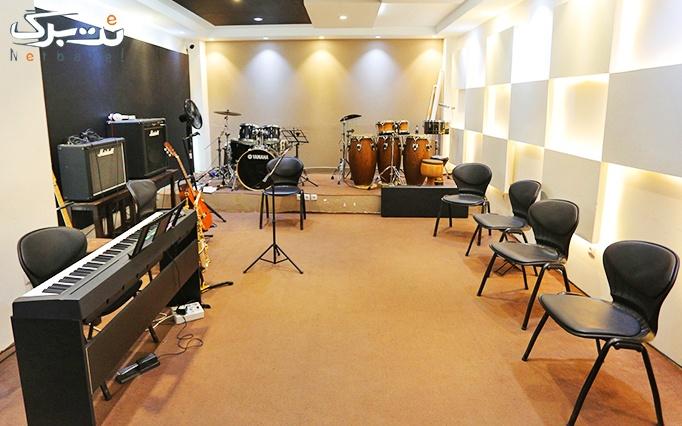 آموزش هارمونیکا در آموزشگاه موسیقی پل آریس