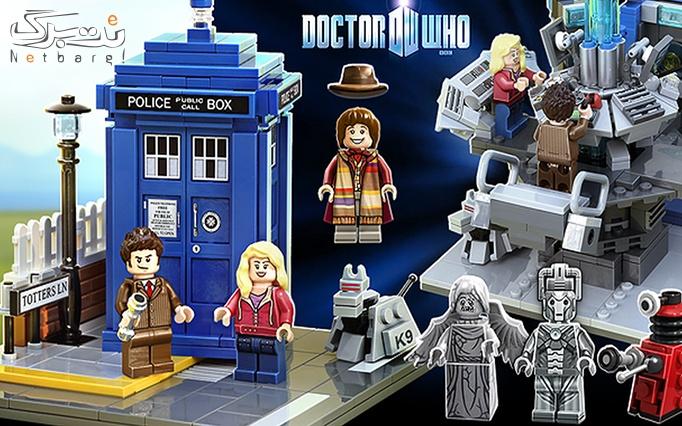 اسباب بازی لگو Dr Who
