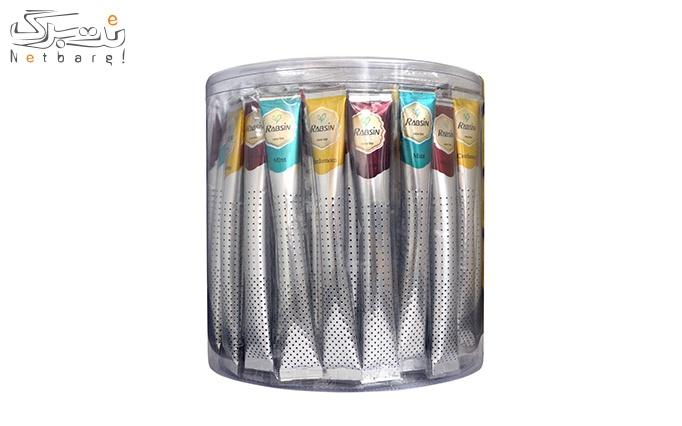 بسته طلقی 80 عددی چای ترکیبی کد 2003
