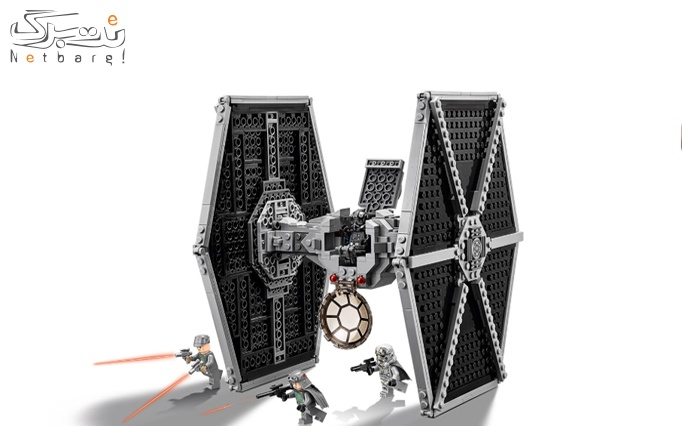 اسباب بازی لگو ™TIE Fighter