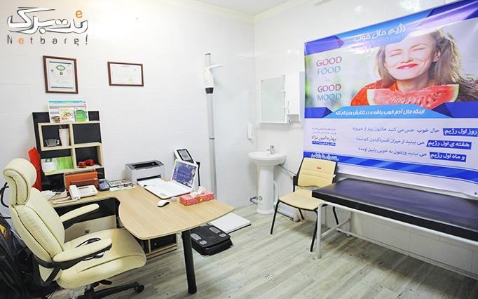 انواع رژیم درمانی در مطب دکتر امین نژاد کاوکانی