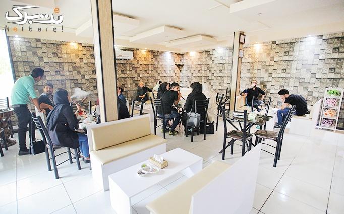 کافه سنتی شاه نشین با بخش vip جشن ها و چای سنتی