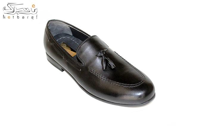 کفش کالج مردانه پادوکاس مدل 5102