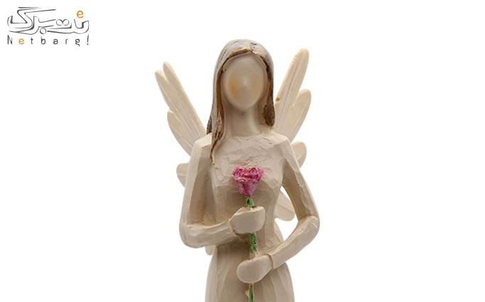مجسمه فرشته لاله در دست کد 267
