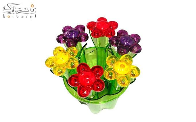 جا ادویه طرح گلدان