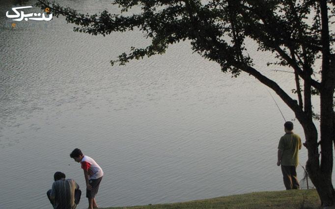 فستیوال گردشگری:  دریاچه سقالکسار با فاخته