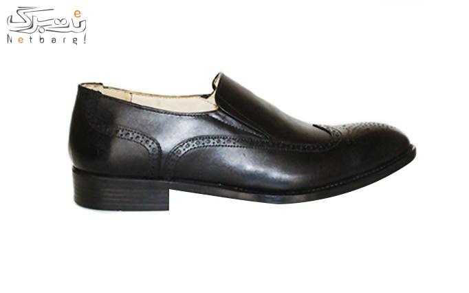 کفش کالج مردانه پادوکاس مدل 5106