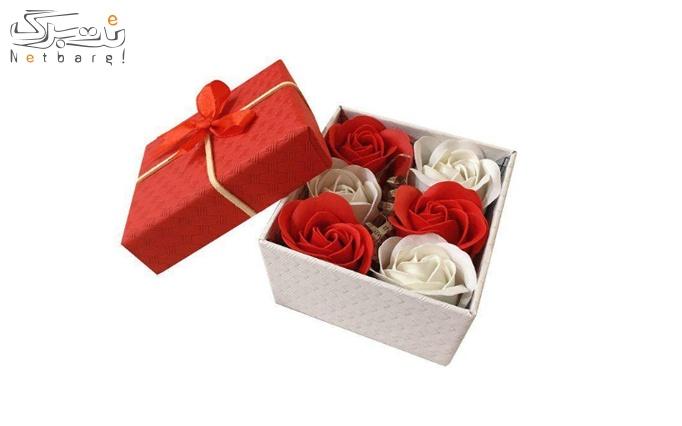 جعبه گل گالری نفیس کد NF01