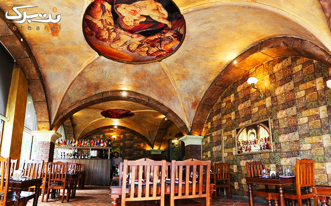 رستوران ایتالیایی رمانا با منو باز غذاهای متنوع