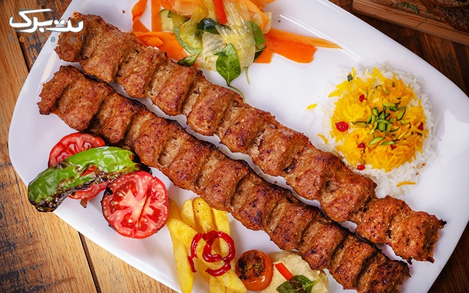 تهیه غذای نرسی با منو غذایی (ویژه شام)