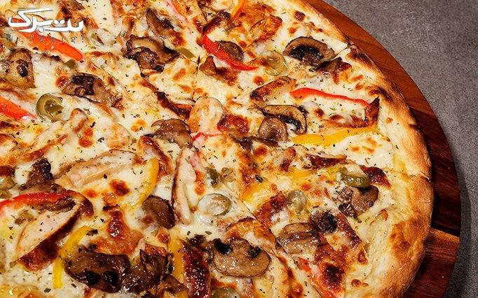 تهران برگر با منو باز پیتزاهای خوش طعم و لذیذ