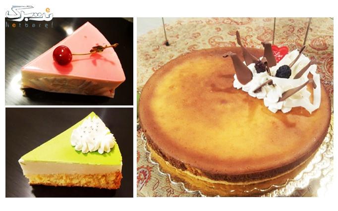 آموزش انواع چیز کیک همراه با مجری صدا و سیما