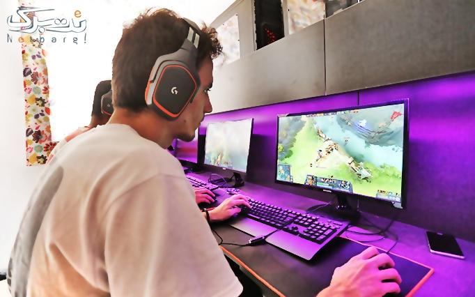 گیم نت سایروس با برد گیم و بازی های PC