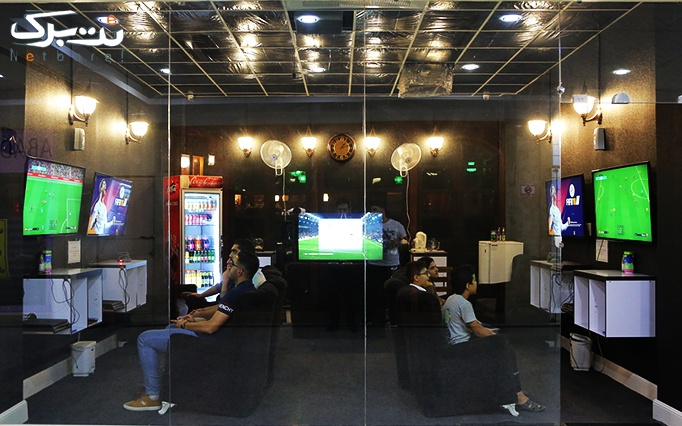 گیم نت 4k با انواع بازی های PS4