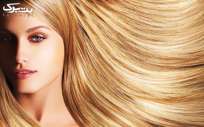 ویتامینه مو با ماساژ کره ای در سالن آرایشی دیبا