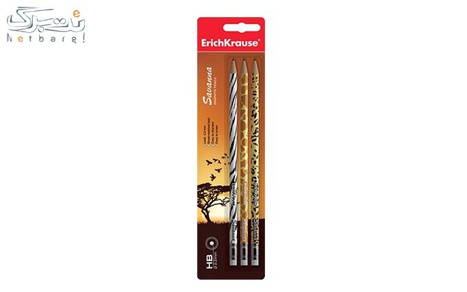 ست مداد مشکی 3 عددی Savana برند Erichkrause