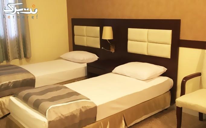 اقامت در هتل تعطیلات کیش