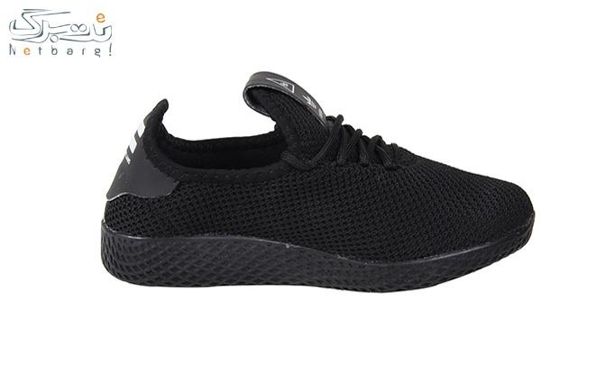 کفش ورزشی زنانه مشکی (ارس)