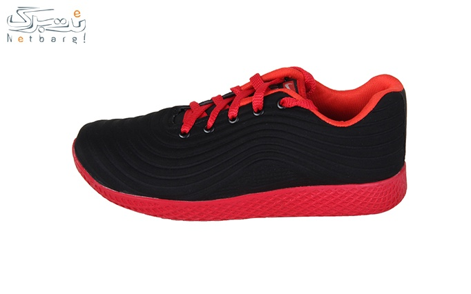 کفش ورزشی زنانه قرمز (نایک)
