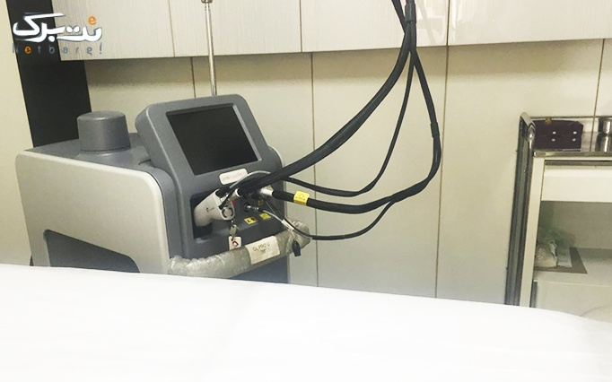 لیزر الکساندرایت در مطب دکتر مرادی حقیقت