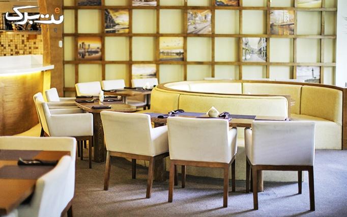 کافه رستوران گارنیش با منو طعم های خاص و خوشمزه