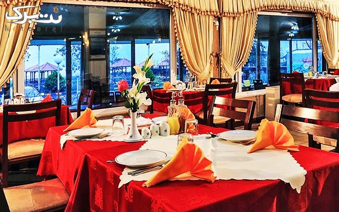 اقامتی بی نظیر +صبحانه در شعبه انزلی هتل ایرانگردی