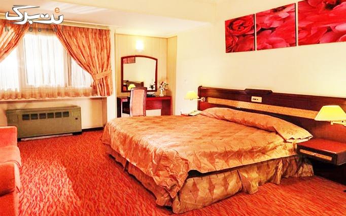 پکیج 1: اقامت در اتاق دو تخته