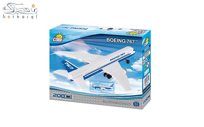 ساختنی کوبی Cobi مدل بوینگ 767