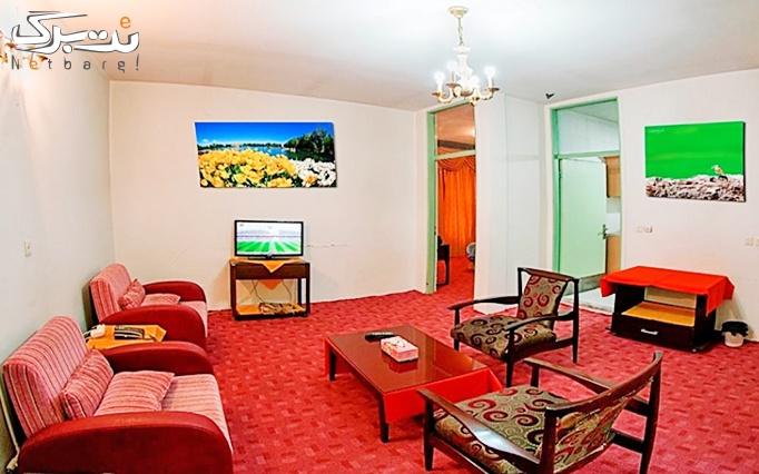 اقامتی بی نظیر + صبحانه در تبریز هتل ایرانگردی