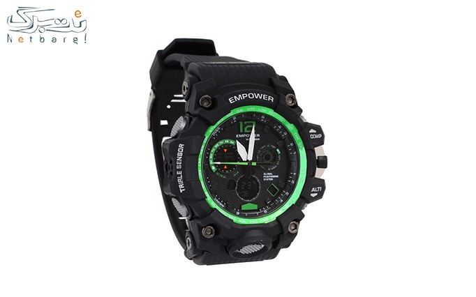 انواع ساعت دو زمانه امپاور EMPOWER