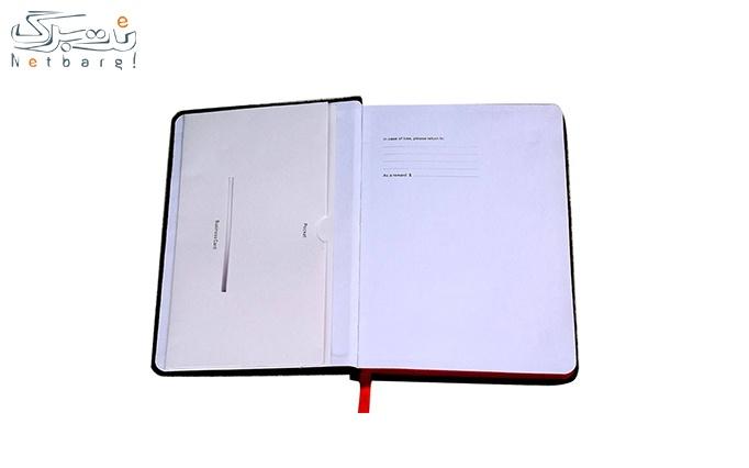 دفتر یادداشت مدل مداد رنگی