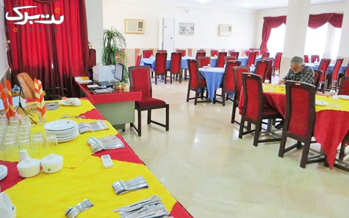 اقامتی بی نظیر + صبحانه در شعبه لار هتل ایرانگردی