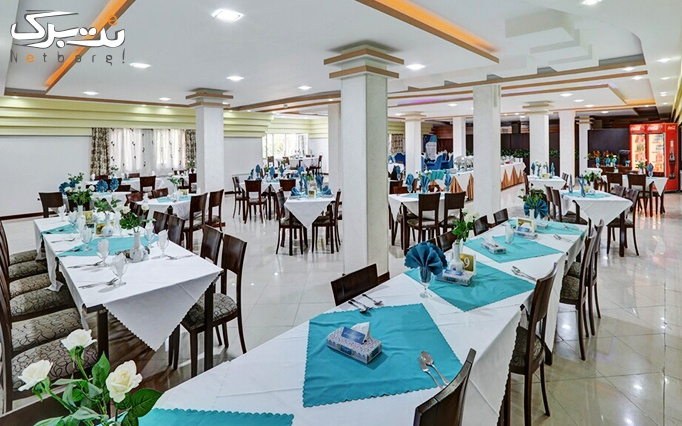 اقامتی بی نظیر+صبحانه در شعبه سیرجان هتل ایرانگردی