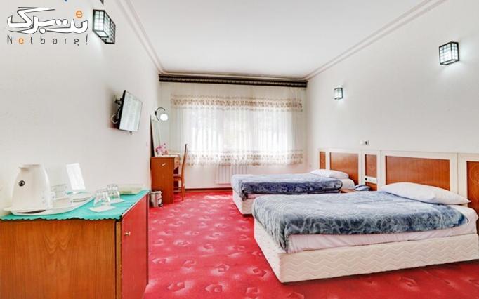 اقامتی بی نظیر+صبحانه در شعبه بم هتل ایرانگردی