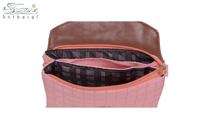 کیف دوشی زنانه مدل 3490