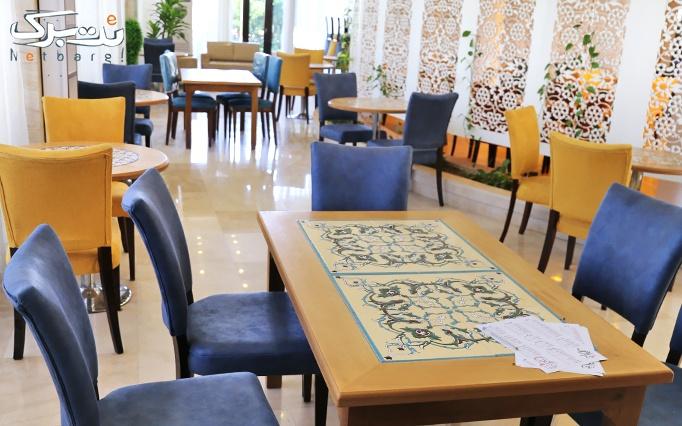 مجتمع مهتاب ری با منو متنوع فست فود و رستوران